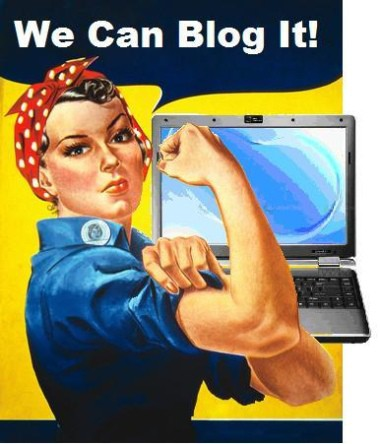 Why I Love Bloggers