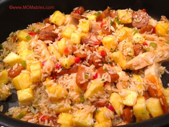 Hawaiian Jambalaya Recipe
