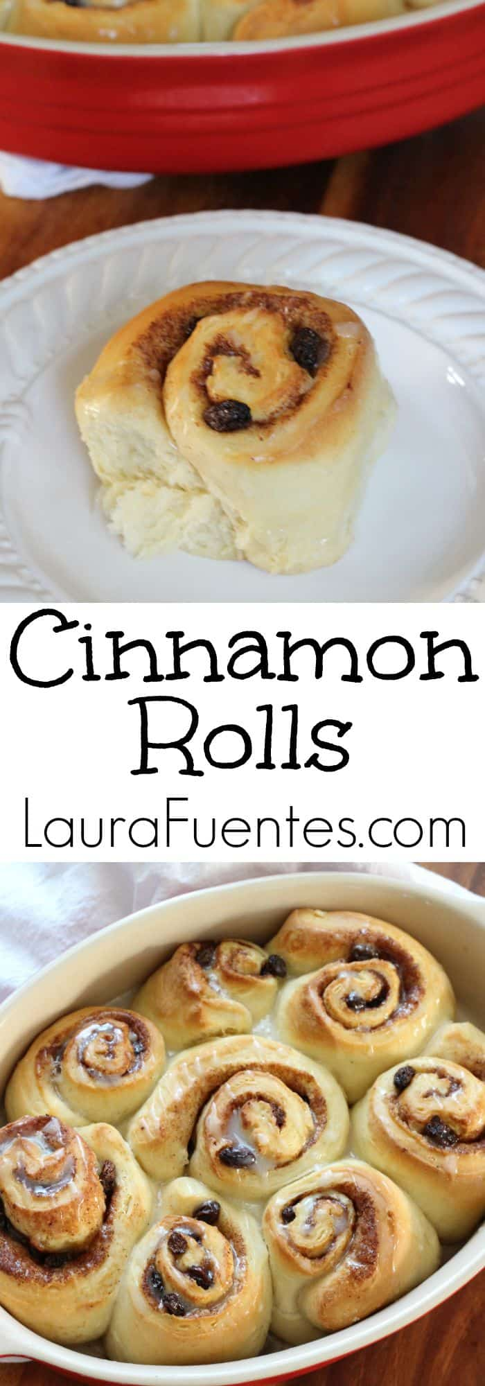 This cinnamon roll recipe is easy to make and there is very little wait! In the morning it's ready to be baked while you enjoy your cup of coffee!