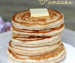 Fluffy Pancakes Recipe – The Best On Earth!