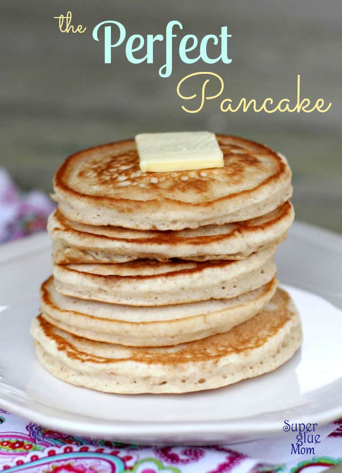 Easy Gluten Free Pancake Recipe (the Fluffiest Pancakes Ever