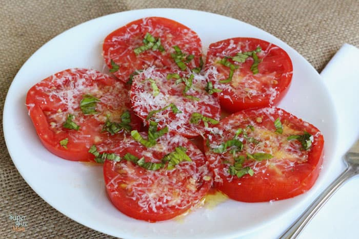 Creole Tomato Salad -Bring on the Love for Fresh Food!