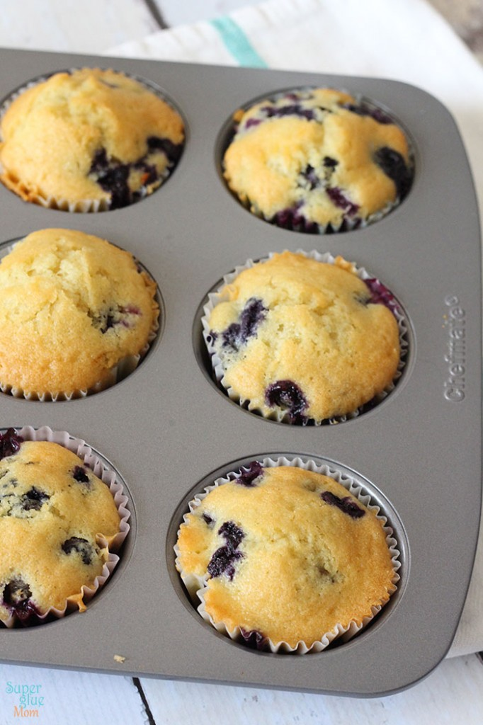 Easy muffins recipes