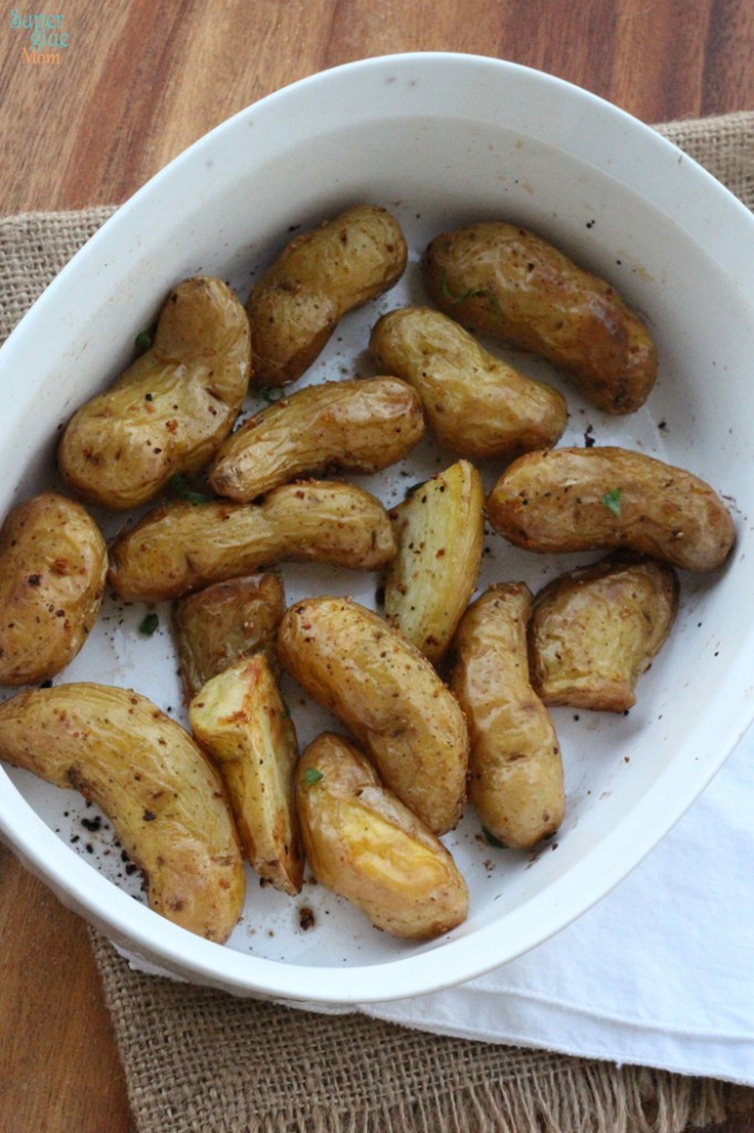 Perfect fingerling potatoes - how to roast fingerling potatoes