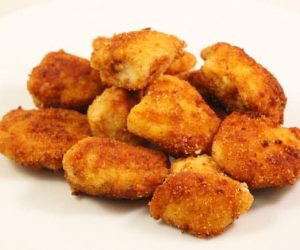get out of town! homemade copycat chick-fil-a nuggets that kids (and adults) will love! gluten free, grain free and paleo!