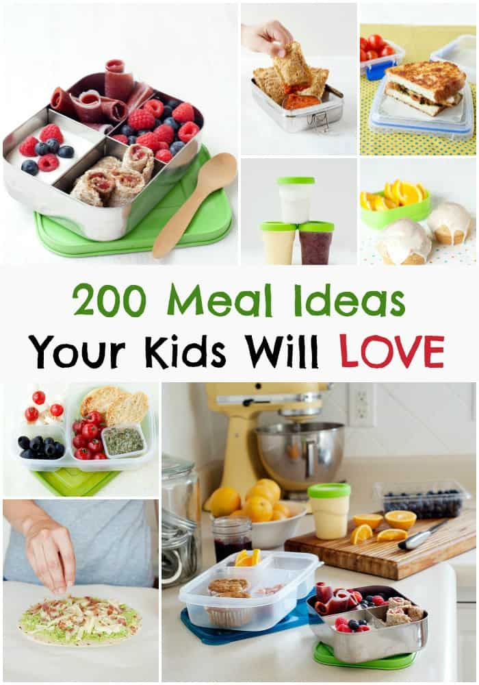 Easy School Lunch Ideas And Meal Kids Will Love