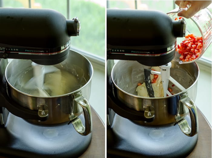 beg borrow or steal a mixer, this is one recipe you are going to want to make!