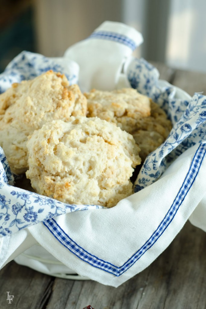 peanut butter scones - easy to make and delicious!