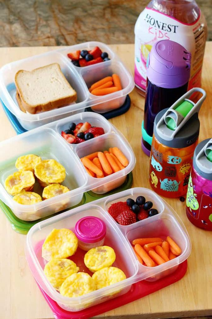 healthy school lunches made fresh MOMables