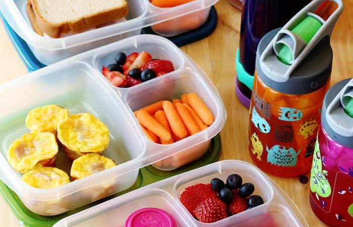 Tips for Making Healthier Lunchboxes