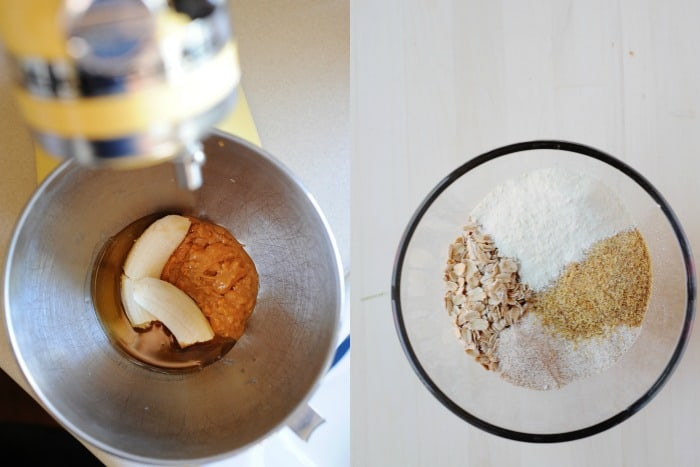 oatmeal breakfast cookie ingredients