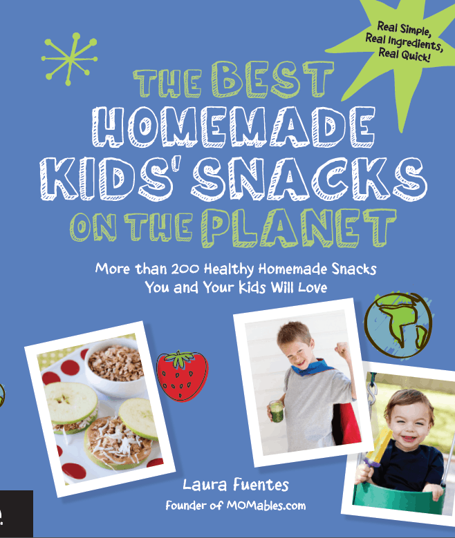 The Best Homemade Snacks on the Planet Cookbook 200+ real food ideas for kids and adults!