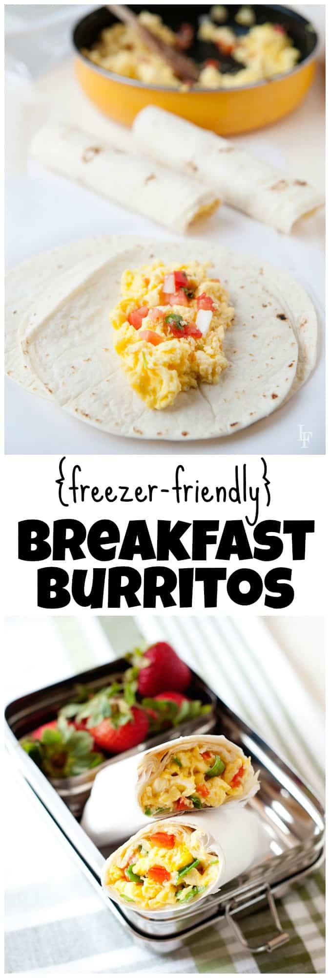 Are you looking for a convenient protein-rich portable breakfast? These make-ahead breakfast burritos are freezer friendly and easy to make.