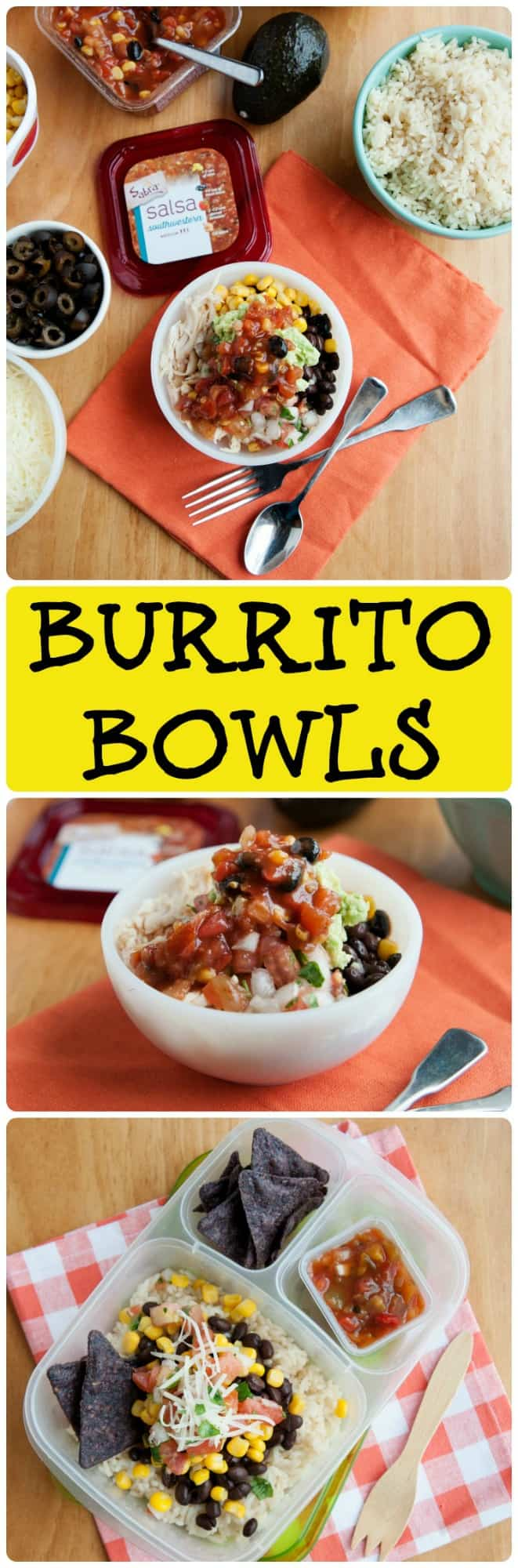 Chipotle Burrito Bowls at Home from LauraFuentes.com