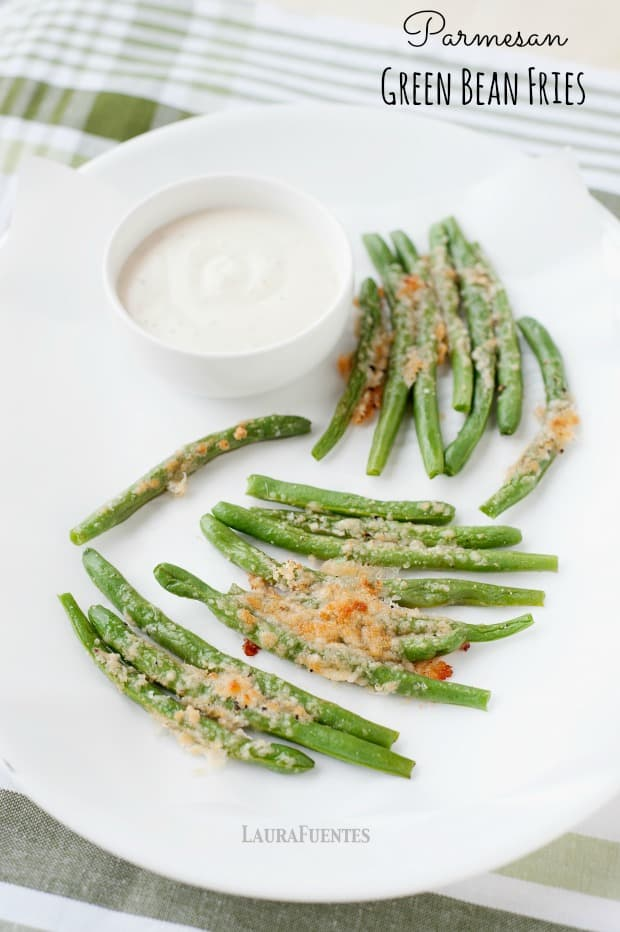 these green bean fries are super easy to make and delicious!