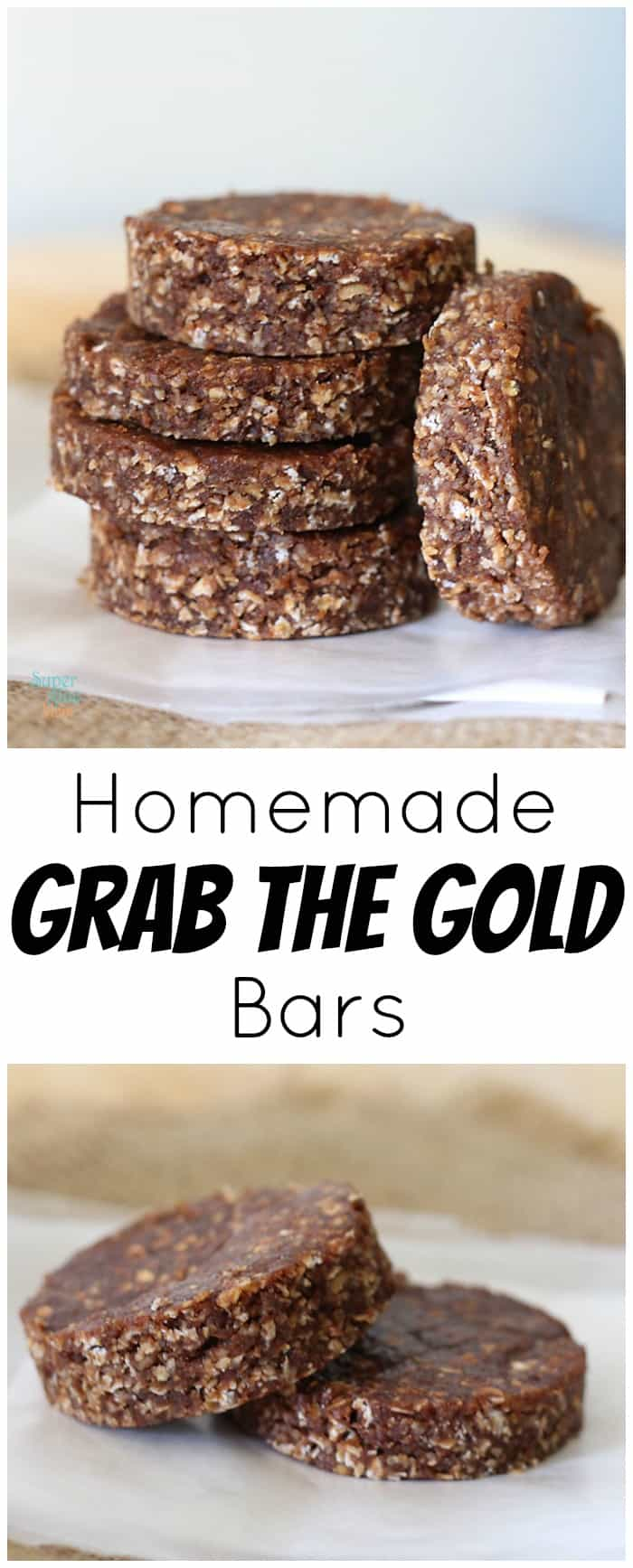 Easy to make, cheaper, and delicious homemade Grab the Gold Bar recipe.