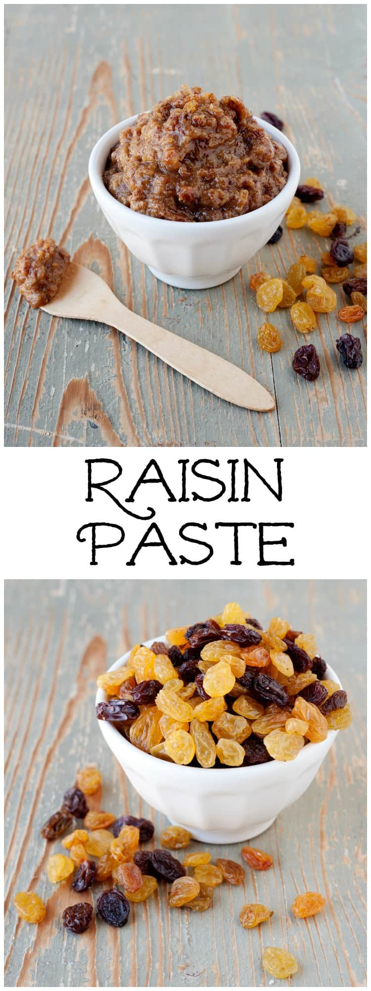 Need a substitute for dates in your smoothies, baking, granola bars, and more? Look no further. Here is how I use raisins to substitute dates.