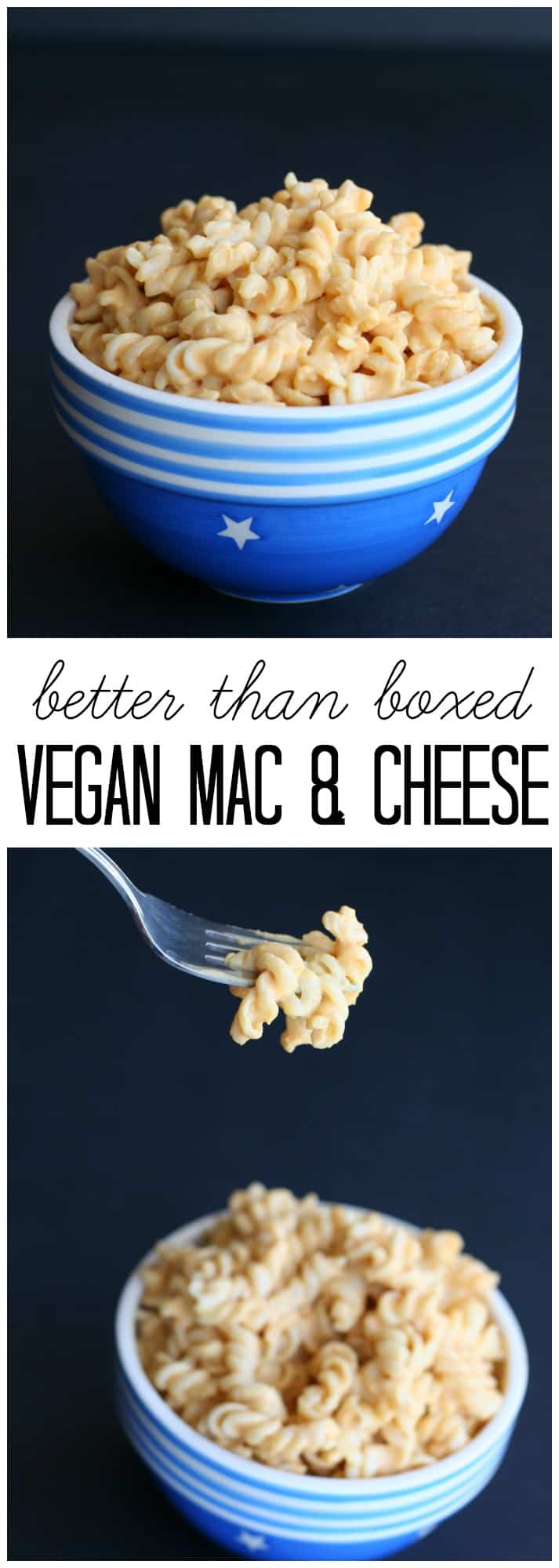 Whether you eat vegan, gluten or dairy free, or a traditional diet, this is one macaroni and cheese recipe your kids will absolutely LOVE.