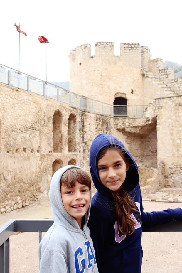 Visiting Spanish Castles