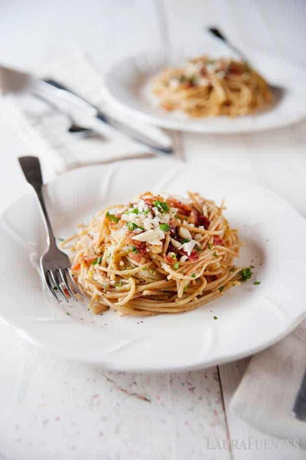 Easy Spaghetti Carbonara Recipe