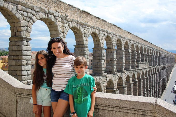 Segovia, Spain with Kids