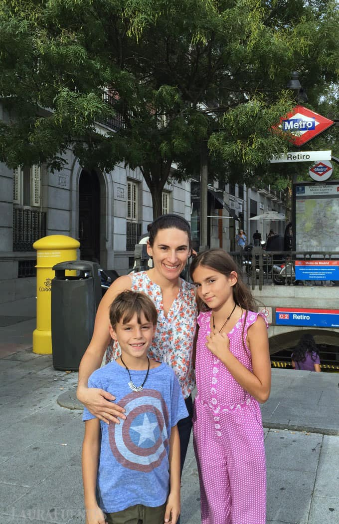 homeschool allows me to travel with my kids