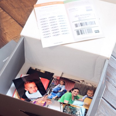 Safekeeping Life's Memories with LEGACYBOX