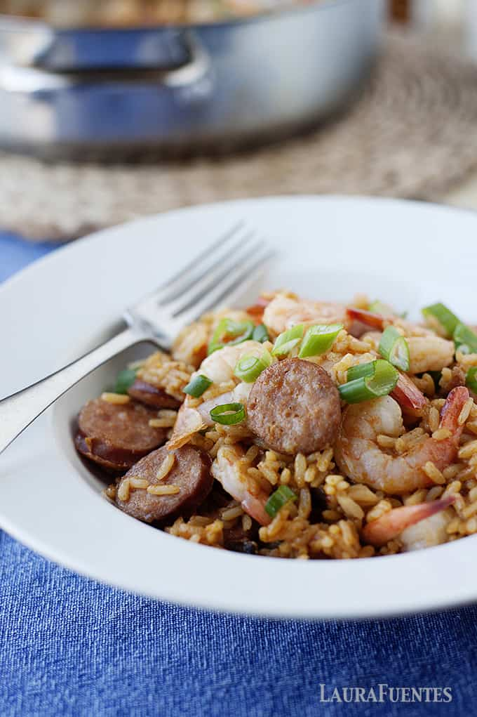 Simple New Orleans Jambalaya Recipe