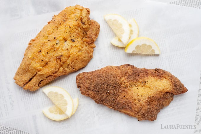 A good batter is what sets fried catfish apart and this New Orleans style catfish reicipe is one you'll make often! With just a couple of ingredients and bam! delicious