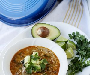 Paleo Chicken Chili: One of the best recipes for chili!