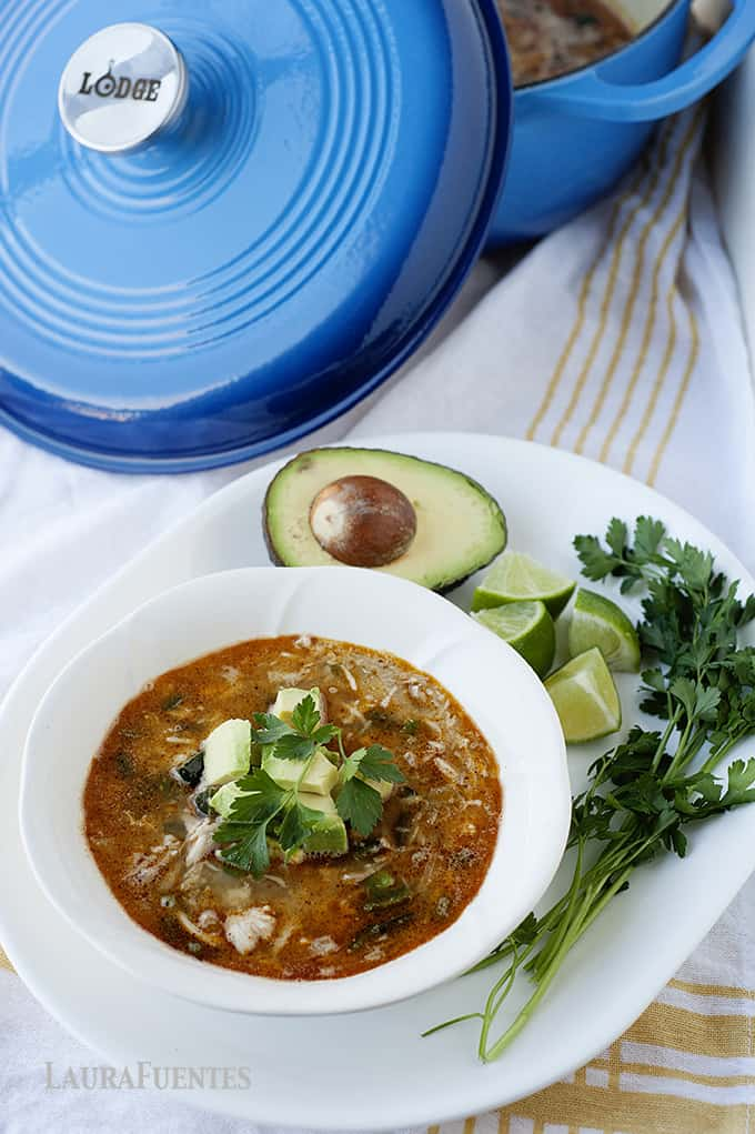 Paleo Chicken and Veggie Chili Recipe
