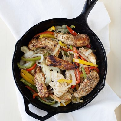 How to Make Chicken Fajitas at Home