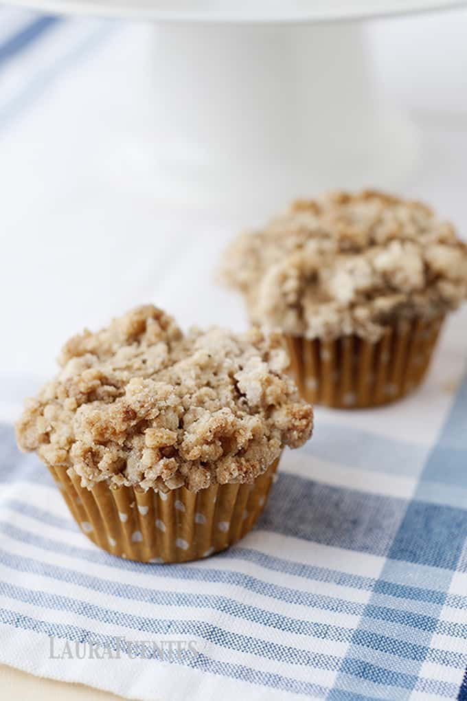 Coffee Cake Muffins Recipe Uk