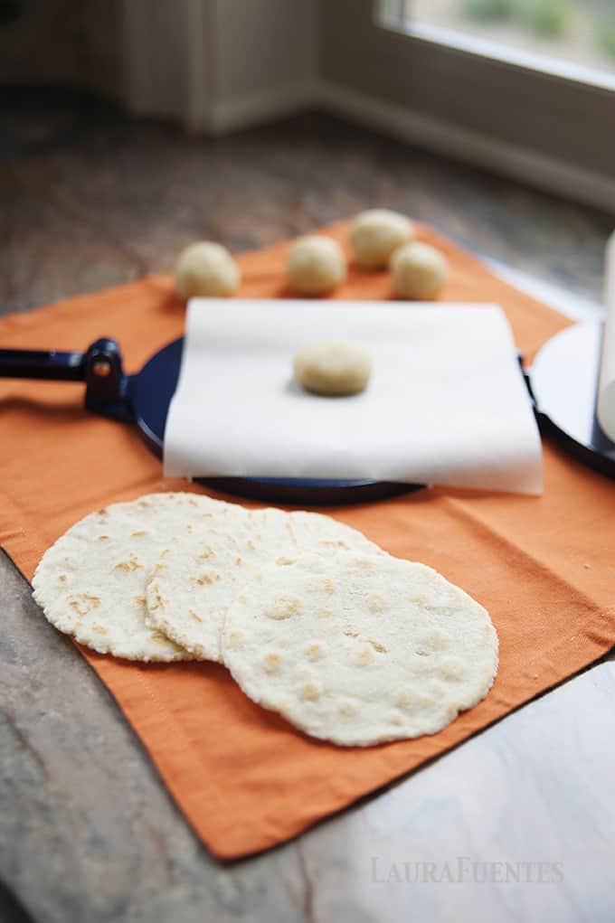 Grain Free Paleo Tortillas Recipe