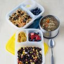 3 Easy School Lunch Ideas with Leftovers