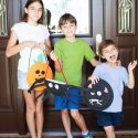 DIY: Halloween Treat Bags