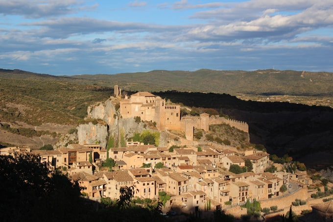 Traveling to Alquezar Spain & Exploring the National Parks