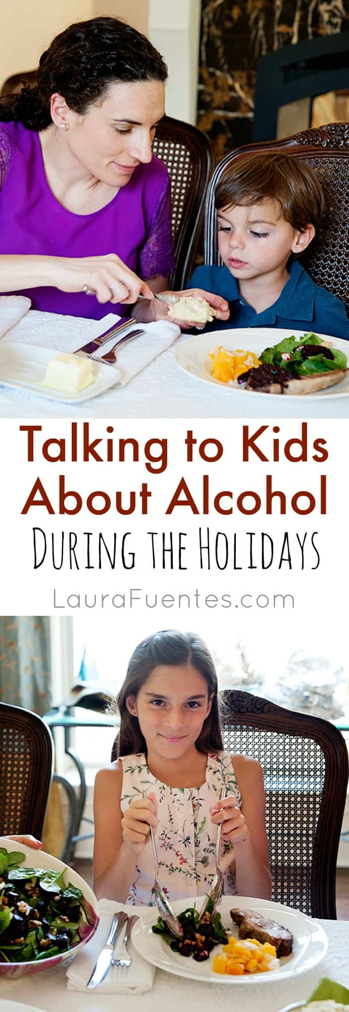 Celebrating the holidays safely is important as well as having difficult conversations with our kids regarding alcohol. Since parenting did not come with a handbook, I depend on helpful organizations like Responsibility.org