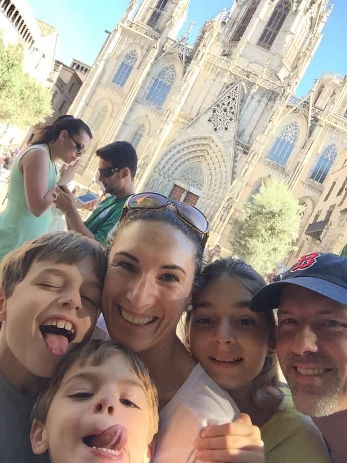 Exploring Spain, one city at a time. This is our Barcelona adventure.