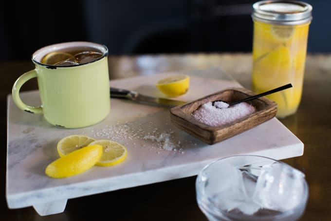 """If you want to host your very own Next Door Chef event, head over to Morton Salt's webpage where you can download recipes and how-to steps. And if you do host your """"Next Door Chef"""" party or have a recipe idea for using Morton Kosher or sea salt, post your photos using #NextDoorChef."""