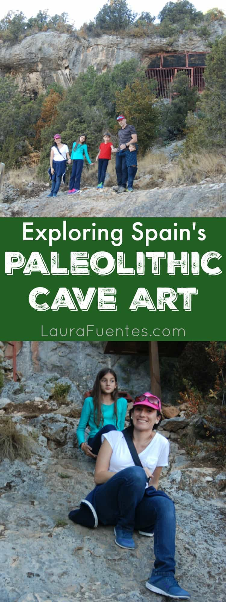 Ever wanted to take your kids to a cave? Here's what we learned in the caves of Spain!