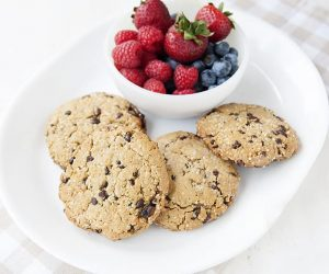 Healthy Paleo Breakfast Cookie Recipe