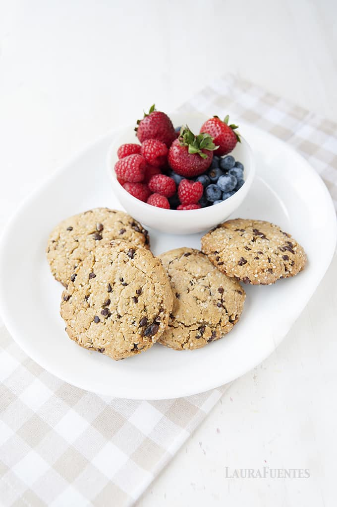 Healthy Breakfast Cookie: These are grain-free and easy to make, packed with nutritious benefits, you will make these all the time!