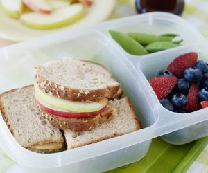 Out of sheer necessity for lunch and need to satisfy the comfort craving for a peanut butter sandwich and to eat something crunchy, this peanut butter crunch sandwich was created.