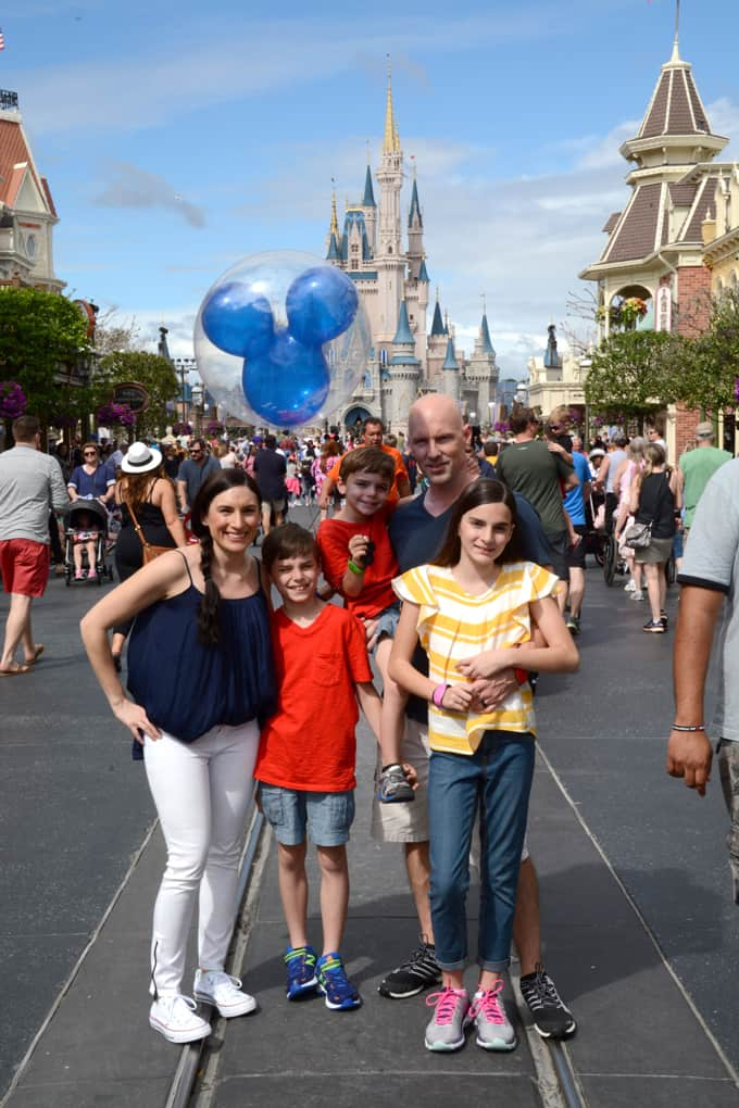 The Ultimate Disney World Family Vacation