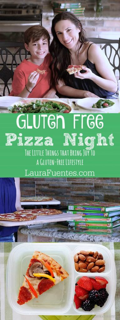 "My son and I have eaten our share of ""cardboard"" tasting Gluten Free foods, and until recently, we struggled to find the joy in our favorite family night, pizza night! You must try these Freschetta Pizzas!"