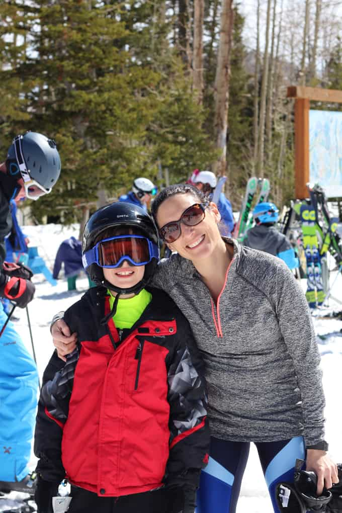 April Travels: Third Annual Mom & Boys Ski Trip