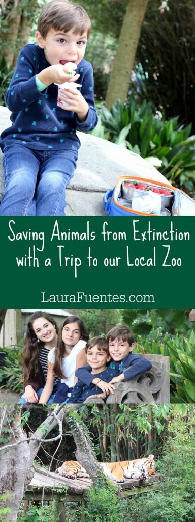 What's great is that the yogurt we all purchase not only helps fund conservation efforts but for every 2 packs of YoKids purchased, each family can receive a FREE kid's admission ticket to their local AZA-accredited zoo or aquarium.