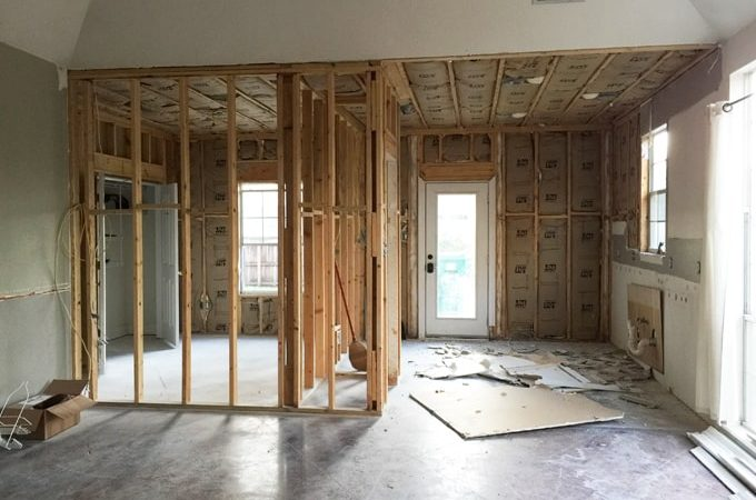 Studio Update #1 & How to Minimize Remodeling Delays