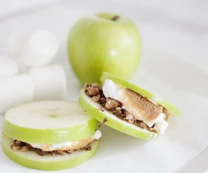 Apple Pie S'mores